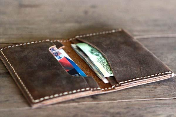 The Union Jack Leather Wallet