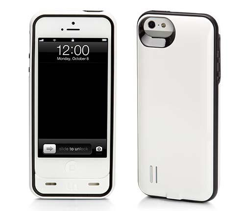 Uncommon Power Gallery Battery Case for iPhone 5/5s