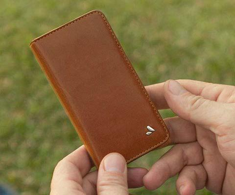 Vaja Wallet Pelle Leather iPhone 5s Case