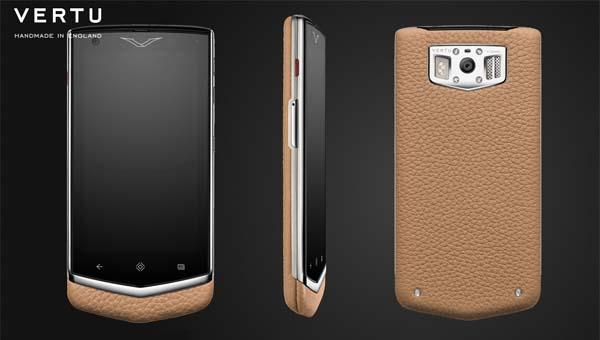 Vertu Constellation Luxury Android Phone Announced