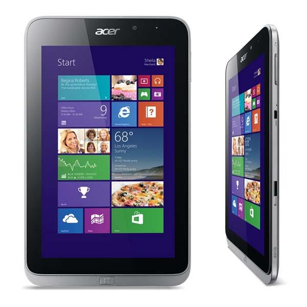 Acer Iconia W4 Windows Tablet with Windows 8.1 OS