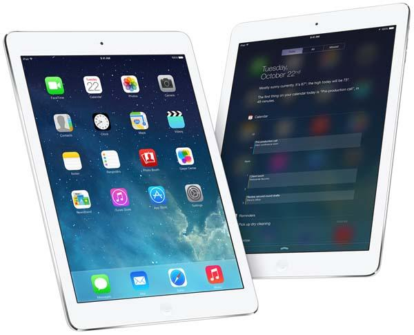 Apple iPad Air Announced