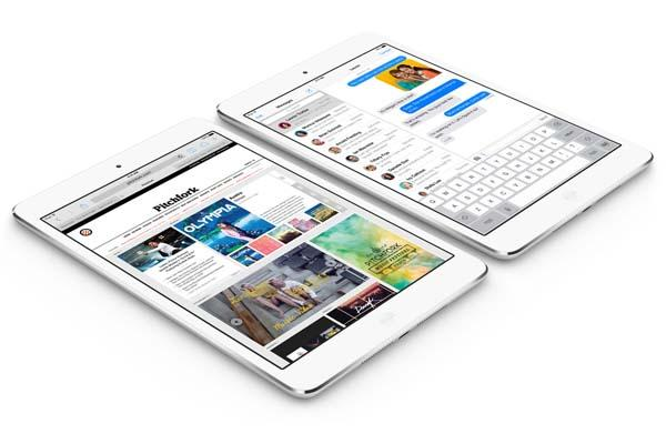 Apple iPad Mini with Retina Display Announced