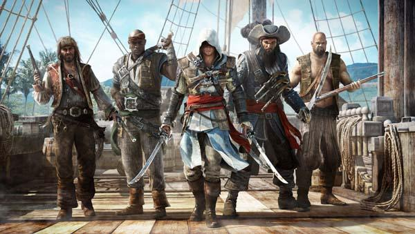 Assassin's Creed 4 Black Flag Ultimate Preview Trailer