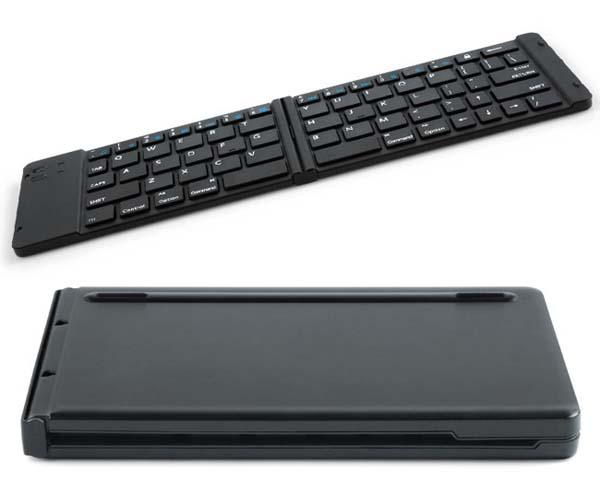 Brookstone Folding Bluetooth Keyboard