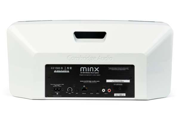 Cambridge Audio Minx Air 200 Wireless Speaker System with Internet Radio