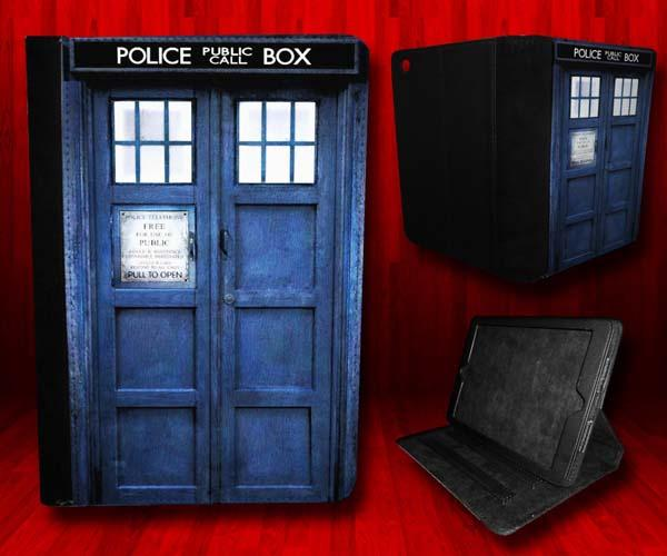 Doctor Who TARDIS iPad Mini Case