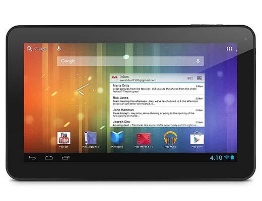 Ematic Genesis Prime XL Android Tablet