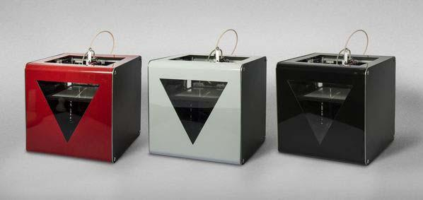 FABtotum Personal Fabricator with 3D Printer and 3D Scanner
