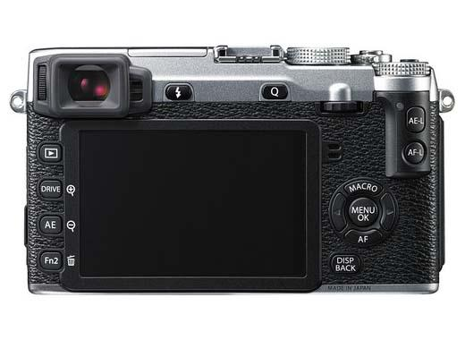 Fujifilm X-E2 Interchangeable Lens Mirrorless Camera