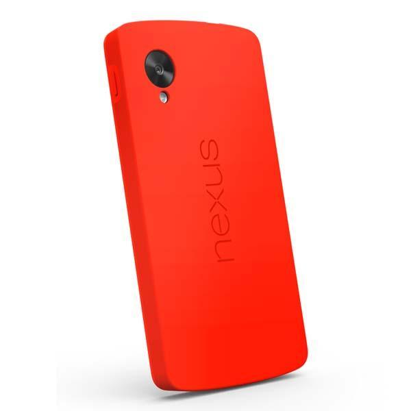 Google Bumper Nexus 5 Case