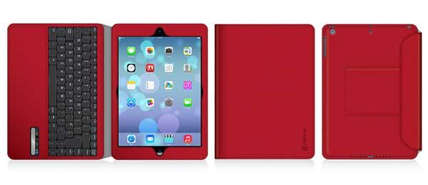 Griffin Slim Keyboard Folio iPad Air Case
