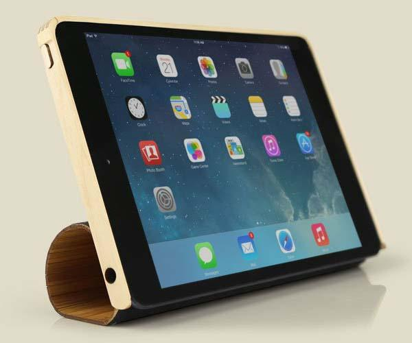 Grove Wood Smart iPad Air Case