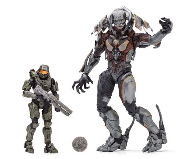 Helo 4 Themed Action Figures