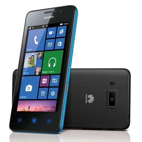 Huawei Ascend W2 Windows Phone 8 Smartphone Announced