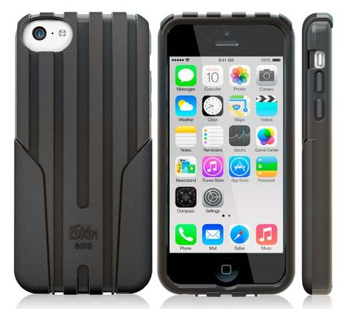 iSkin Exo iPhone 5c Case