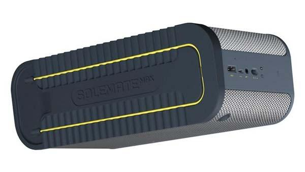 Jabra Solemate Max Portable Wireless Speaker with NFC