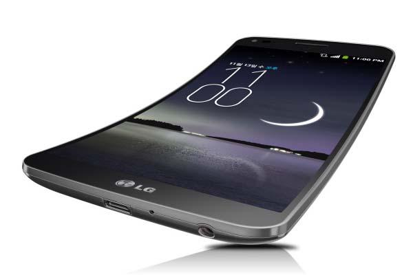 LG G Flex Smartphone with Curved Screen Announced