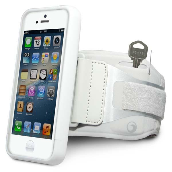 Marware SportShell Convertible iPhone 5s Case with Armband