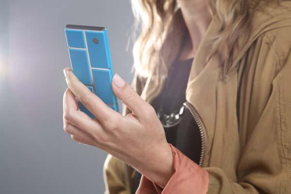 Motorola Ara Modular Smartphone Announced