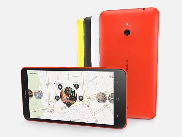 Nokia Lumia 1320 Windows Phone 8 Smartphone