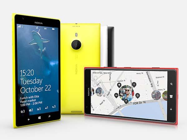 Nokia Lumia 1520 Windows Phone 8 Smartphone Announced