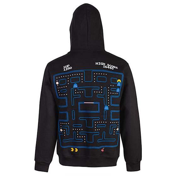 Pac-Man Themed Hoodie