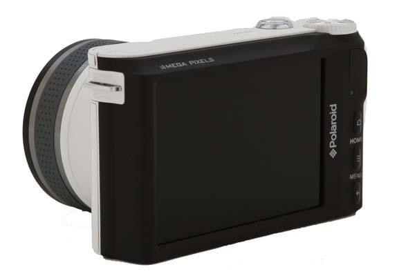 Polaroid iM1836 Interchangeable Lens Mirrorless Camera with Android OS