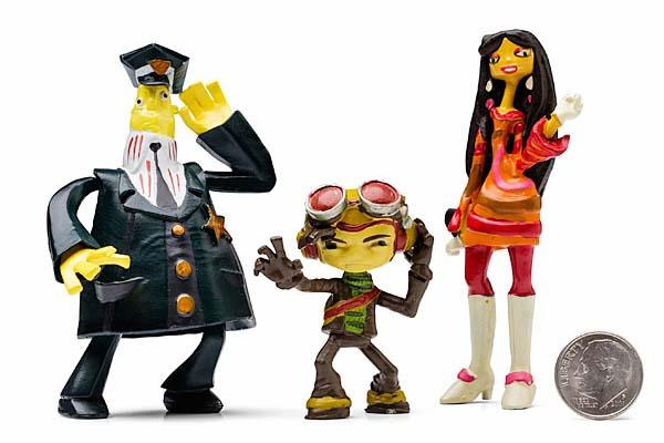 Psychonauts Blind-Boxed Collectible Figures