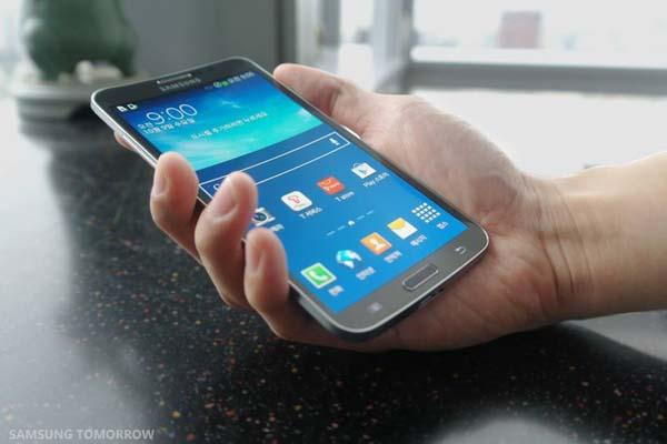 Samsung Galaxy Round The World's First Curved Display Smartphone Announced