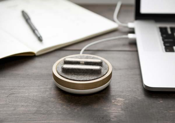 Spool Dock Charging Dock for iPhone and iPad Mini