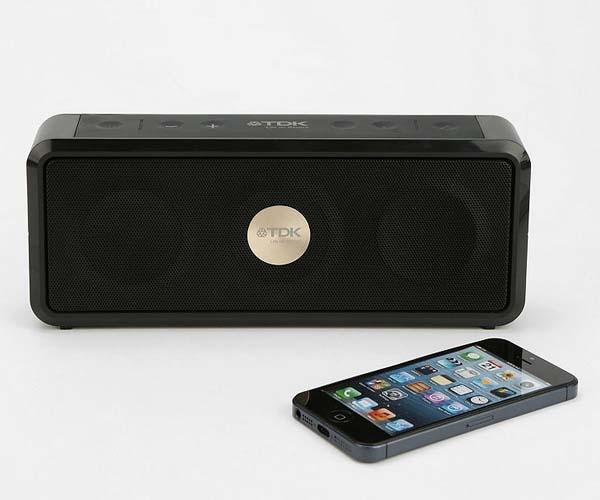 TDK Weatherproof Portable Wireless Speaker
