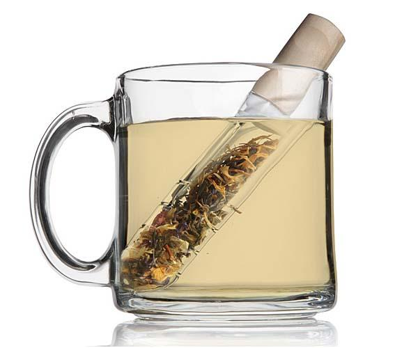 Teatube Test Tube Shaped Tea Infuser