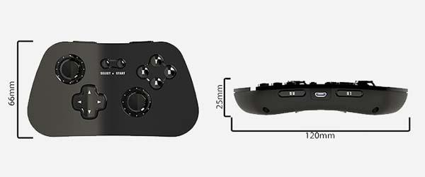 The Drone Bluetooth Game Controller