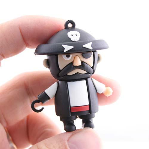 The Pirate USB Flash Drive