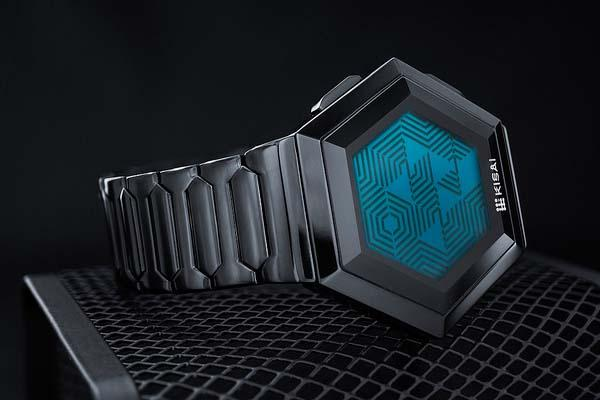 Tokyoflash Kisai Quasar LCD Watch