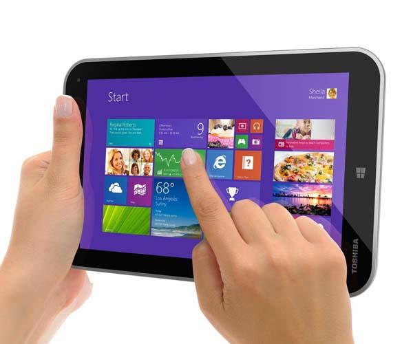 Toshiba Encore Windows 8 Tablet Available for Preorder