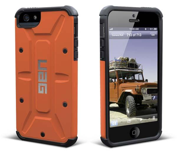 Urban Armor Gear Composite iPhone 5s Case
