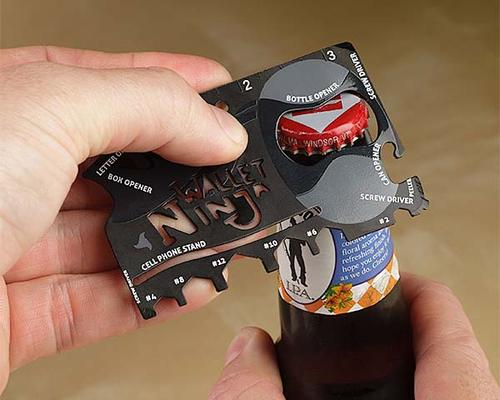 Wallet Ninja Pocket Multi-Tool