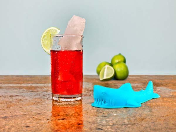 3D Shark Ice Cube Tray