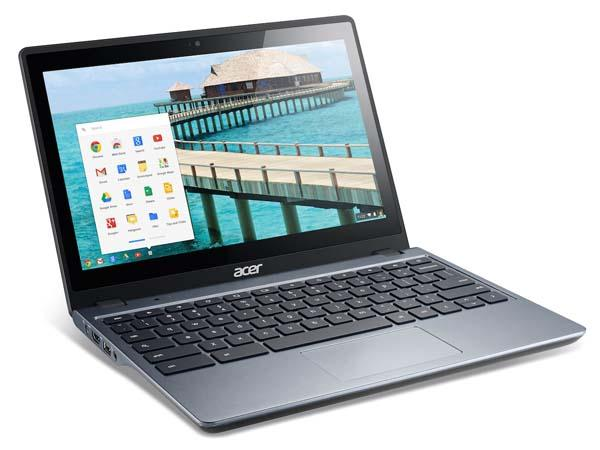 Acer C720P Touchscreen Chromebook Announced