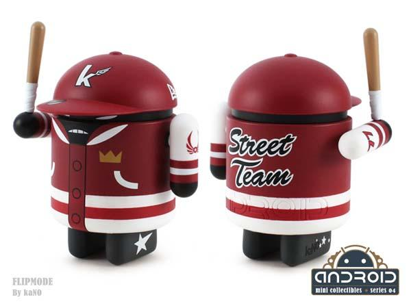 Android Mini Collectible Figure Series 04 Now Available