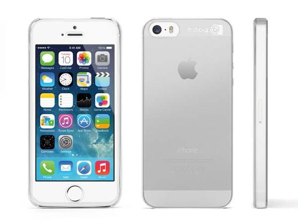 Booq Complete Protection Kit Includes iPhone 5s Case and Tempered Glass Screen Protector