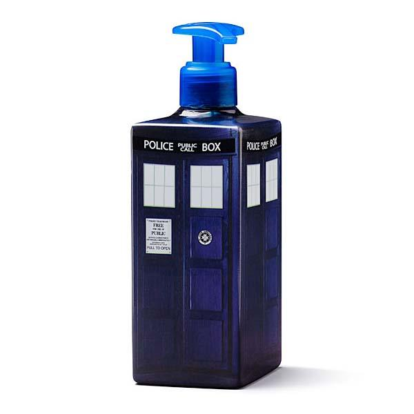 Doctor Who TARDIS Liquid Soap Dispenser