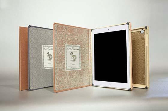 DODOcase Metallics iPad Air Case