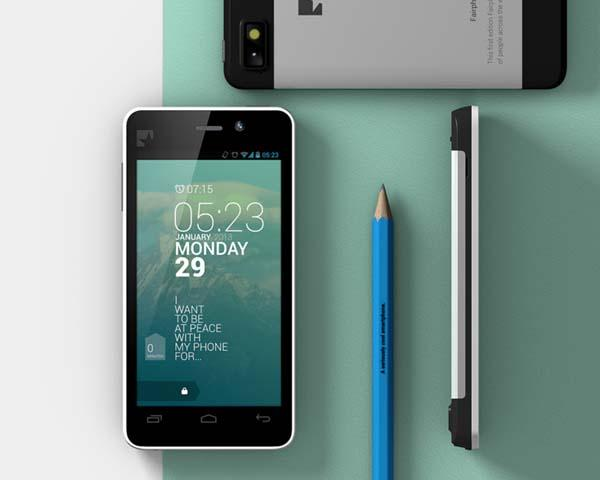 Fairphone Eco-Friendly Android Phone