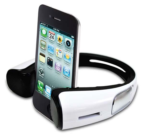 Favi Boomerang Bluetooth Dock Speaker with NFC