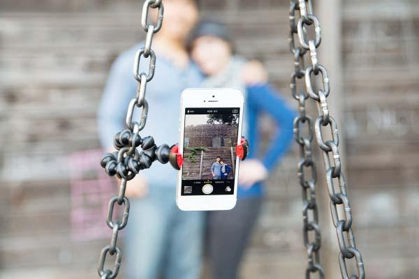 Gorillapod Mobile Portable Tripod for Smartphone