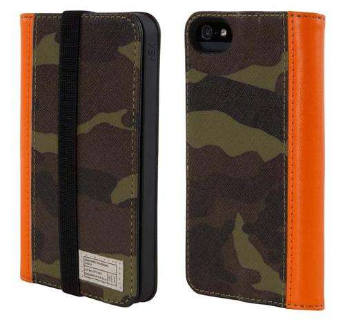 Hex Camo Icon Wallet iPhone 5s Case