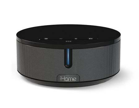 iHome iBN26 Portable Bluetooth Speaker with NFC